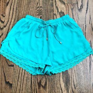 Anthropologie Love Riche dress shorts